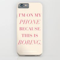iPhone & iPod Cases by HALO + CO | Society6