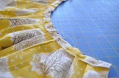 Pretty + Full Skirt | Sew Mama Sew |
