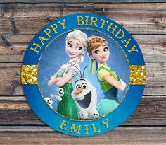 Hey, I found this really awesome Etsy listing at https://www.etsy.com/listing/225815792/frozen-fever-2015-personalized-favor-tag