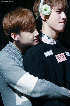 Yugyeom and JB