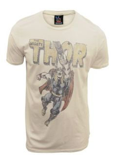 With the Avengers being so popular.  I think this Thor shirt is what I'm gonna need to defend my business from the Frost Giants....