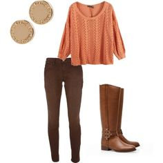 Cute outfit for fall!