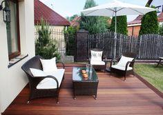 Parkiety i podłogi drewniane Warszawa | Galeria Outdoor Furniture Sets, Outdoor Decor, Patio, Home Decor, Yard, Porch, Terrace, Home Interior Design, Decoration Home