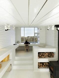 white interior #home #interior