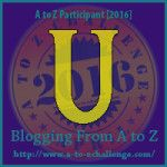 #AtoZChallenge Day 21: U is for UNCONDITIONAL LOVE