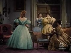 "Everything About Greer Garson -- Colourized still pictures from ""Pride and Prejudice"" Darcy Pride And Prejudice, Greer Garson, Jane Austen Books, Still Picture, Zombies, Everything, Lost, Gowns, Pictures"