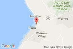 Google Map of Hāpuna Beach State Recreation Area