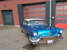 1957 Cadillac Coupe de Ville 365 V8 automatic