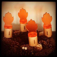 #advent Advent,  ein Lichtlein brennt.  Erst ein, dann zwei,  dann drei, dann vier,  dann steht das Christkind vor der Tür.  #lekkid #creativity #toys Advent, Toys, Creative, Gaming, Games, Toy, Beanie Boos