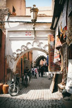 Exploring Marrakech