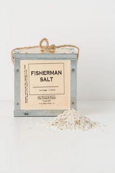 The French Farm Salt.