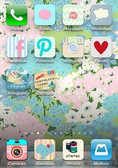 British Cream Tea: Prettifying my iPhone: CocoPPa
