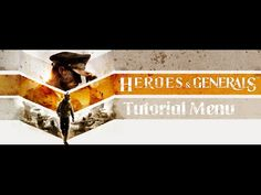 Heroes and Generals Tutorial #1 Menus e Interfaz