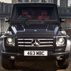 Mercedes G550; I WILL own this car one day.