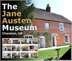 Jane Austen Museum Chawton- All her books are great Jane Austen Biography, Jane Austen Books, Oh The Places You'll Go, Places To Travel, Places To Visit, Jane Austen Museum, Winchester, England And Scotland, Pride And Prejudice