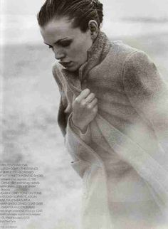 Esther by Peter Lindbergh