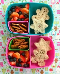 Bento Box lunch ideas