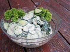 Salatdressing uppskrift