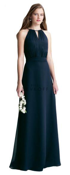 Bill Levkoff - 1404   Bridesmaids & Special Occasion at Jaehee Bridal Atelier    #aline #halter #sleeveless #bridesmaid #bridesmaids #bridesmaiddresses
