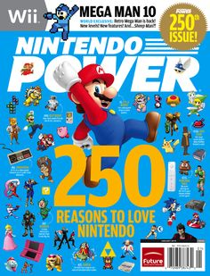 Adeus Nintendo Power…