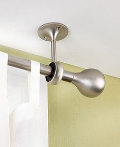 Umbra Window Treatments, Ceiling Mount Brackets, Set of 2 - Bathroom Accessories - Bed & Bath - Macy's