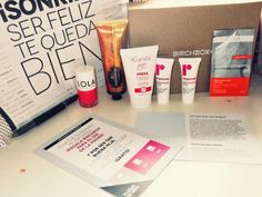 Diary of a Teenager Lawyer: Birchbox de Abril 2015