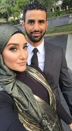 YaztheSpaz and her husband
