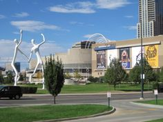Denver Center for the Performing Arts. 2nd largest performing arts complex in the United States to the Lincoln Center in NY City.