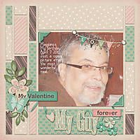 Love You Kit and Simple Set 12 Template by Lindsay Jane Designs available at Gotta Pixel