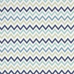 Prestigious Textiles Accent Zag Zig Colonial Made to Measure Curtains