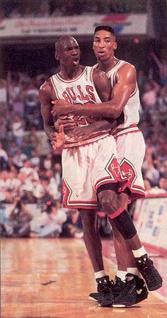 90/91 Playoffs, Pippen Hold