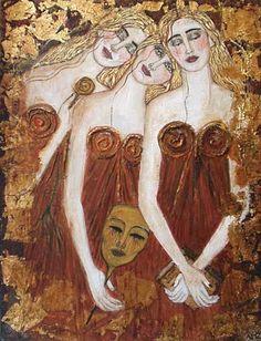 "Anne-Marie Zylberman  ""Les Trois Principes"""