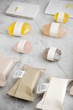 Soap Packaging …
