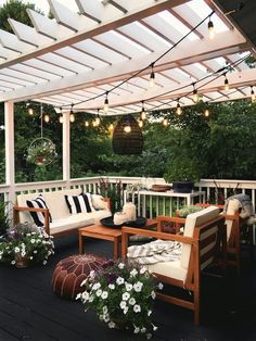 Outdoor Patio Designs, Small Backyard Patio, Pergola Patio, Backyard Landscaping, Outdoor Spaces, Outdoor Decor, Pergola Ideas, Pergola Kits, Backyard Ideas