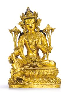Important Chinese Art - View Auction details, bid, buy and collect the various artworks at Sothebys Art Auction House. Buddhist Art, Art Auction, Chinese Art, Buddhism, Modern Art, Bronze, Qing Dynasty, Sculpture, Antiques