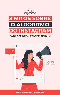 Como escolher hashtags para aumentar o alcance no Instagram | Simples Bella Instagram Grid, Instagram Blog, Instagram Marketing, Tumblr Pages, Social Media Branding, Tumblr Fashion, Digital Marketing Strategy, Tumblr Girls, Tumblr Funny