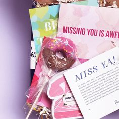 Missing your best friend package!