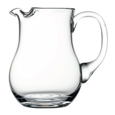 Made To Order 7.5H X 5.25T 33.25 oz Decanter Rounded/Case of 6 Tags:  Decanter; Handmade Pitchers; Glass Decanter; https://www.ktsupply.com/products/32797331758/Made-To-Order-75H-X-525T-3325-oz-Decanter-RoundedCase-of-6.html