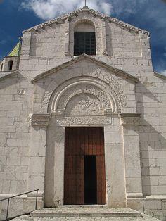 Petrella Tifernina - San Giorgio Martire: facciata