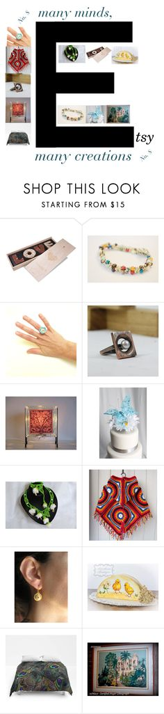 """many minds, many creations No.8"" by stuffezes ❤ liked on Polyvore featuring interior, interiors, interior design, home, home decor, interior decorating and vintage"
