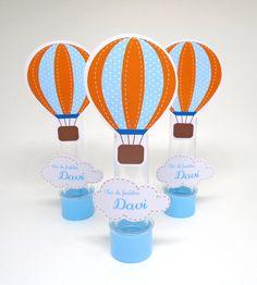 * Personalizamos todos os temas*    Tubete Balão em scrap com recorte eletronico 3D.    Personalizamos de acordo com a cor da festinha e o tema desejado.