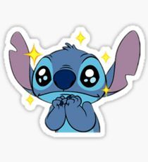 Lilo Stitch stickers featuring millions of original designs created by independent artists. White or transparent. Red Bubble Stickers, Tumblr Stickers, Phone Stickers, Anime Stickers, Cool Stickers, Printable Stickers, Lilo Ve Stitch, Disney Stitch, Homemade Stickers