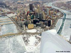 Frozen Pittsburgh, PA 2014