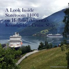 A Look Inside Stateroom 11001 on Holland America's Koningsdam Cruise Ship