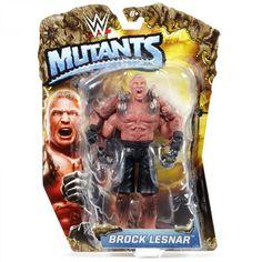 WWE Mutants Brock Lesnar