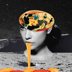 A Whimsical Wonderland Of Art by Q-TA