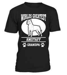 """# Mens American Staffordshire Terrier Grandpa T-shirt .  Special Offer, not available in shops      Comes in a variety of styles and colours      Buy yours now before it is too late!      Secured payment via Visa / Mastercard / Amex / PayPal      How to place an order            Choose the model from the drop-down menu      Click on """"Buy it now""""      Choose the size and the quantity      Add your delivery address and bank details      And that's it!      Tags: Love the American Staffordshire…"""