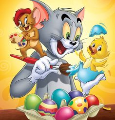 Desenhos tom e jerry episódio inéditos Looney Tunes Characters, Classic Cartoon Characters, Favorite Cartoon Character, Classic Cartoons, Cartoons Love, Old Cartoons, Disney Cartoons, Tom And Jerry Kids, Tom And Jerry Cartoon