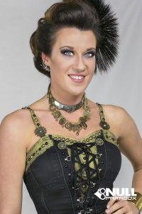 Lauren Zoeller. Null Paradox photo by Dave Lamarand