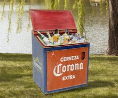 I Want One Of These For My Man Cave Corona Classic